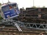 Более 30 человек пострадали при крушении поезда в Польше