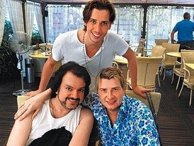 Image result for Басков и Киркоров фото