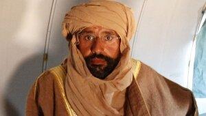 Власти Ливии решили не передавать сына Каддафи в международный уголовный суд