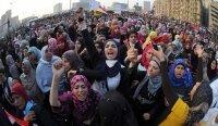 В Египте запретили применять силу в отношении протестантов