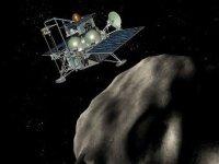 "Получен сигнал от зависшего на орбите зонда ""Фобос-грунт"""