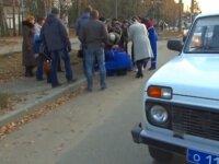 В Нижнем Новгороде десятилетняя школьница едва не погибла от наезда иномарки