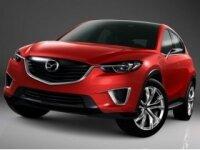 Новый кроссовер от Mazda скоро появится в продаже в России