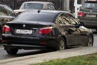 Водитель Nexia заплатит за ремонт BMW с мигалкой