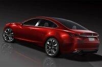 Новая Mazda 6 скоро в продаже