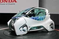 Honda представляет электрический концепт