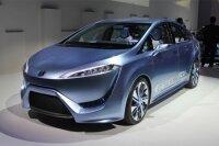 Toyota: теперь в водородном варианте