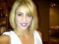 Шакира сделала короткую стрижку
