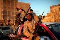 Ливийские террористы начинают войну с Сирией