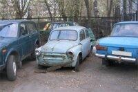 Утилизация брошенных автомобилей: куда обращаться?