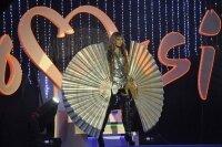Российская певица Лама открыла Евровидение 2012