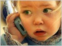 Дети должны воздержаться от использования мобильных телефонов