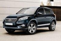 Отзыв о кроссовере Toyota RAV4