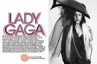 Леди Гага снялась с непонятной штуковиной на челюсти и груди