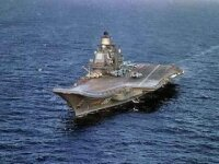 В сирийский порт зашел  «Адмирал Кузнецов»