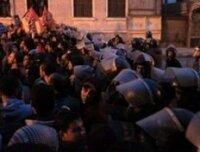 В Египте полиция разогнала демонстрантов