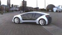 Автомобиль будущего – Panorama Car
