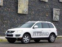 VW Touareg Hybrid – дебют на российском рынке