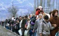 Сирийских беженцев становится все больше