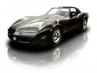 Кастомный Chevrolet Corvette выставят на аукцион