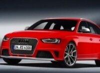 Компания Audi показала «заряженный» RS4