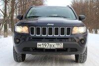 Тест-драйв Jeep Compass: крепкий малый