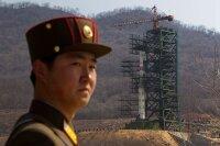 Осуждение запуска северокорейской ракеты