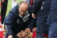 Итальянский полузащитник умер во время футбольного матча