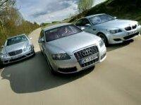 Немецкие автомобили признаны самыми надежными