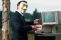 Хакеры Anonymous взломали сайт Кремля