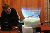 Революционный дисплей из Астрахани
