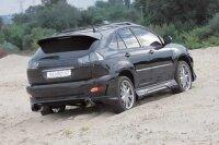 Обнародована стоимость Lexus RX на российском рынке