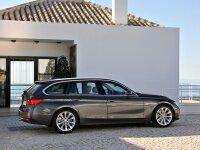 Новый универсал BMW 3 выйдет летом