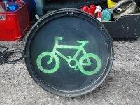 В Москве устанавливают светофоры для велосипедистов и мотоциклистов