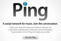 Apple закрывает музыкальную социальную сеть Ping