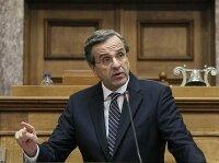 Самарас спасает Грецию от банкротства