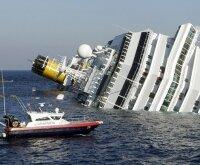 "Начат демонтаж лайнера ""Коста Конкордия"""