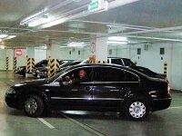 В ноябре появятся первые муниципальные платные парковки в центральной части Москвы