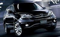 Самый угоняемый автомобиль в Москве Honda CR-V
