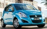 Новый Suzuki Splash поступил в продажу
