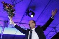 Франсуа Олланд на подводной лодке