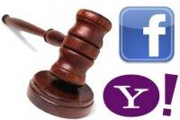 Facebook и Yahoo урегулировали патентные иски