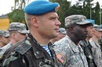 Международные военные учения на Львовщине