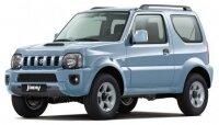 Обновленный Suzuki Jimny уже в России