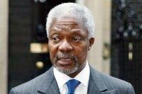 Аннан и Пан Ги Мун разочаровались голосованием по Сирии