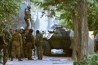 Спецоперация против криминальных группировок в Таджикистане