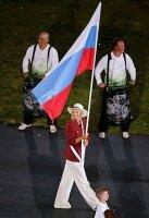 Количество наград сборной России на Олимпиаде в Лондоне: медальный зачет