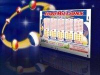 Розыгрыш лотереи Евромиллион: джекпот 190 млн евро