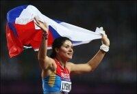 Лысенко взяла золото в метании молота - Олимпийский рекорд