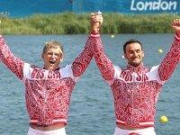 Российская сборная завоевала 6 золотых медалей в предпоследний день Олимпиады